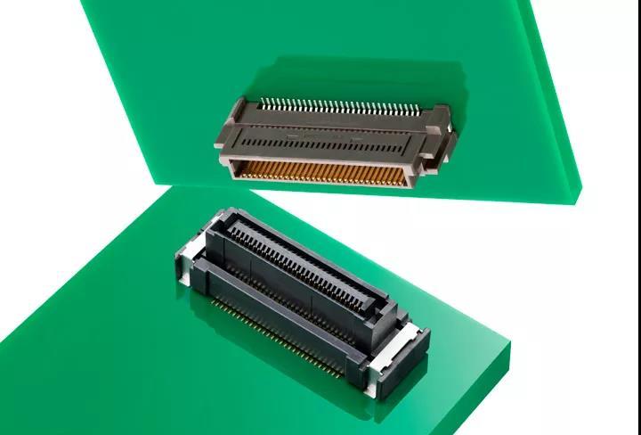 Molex莫仕推出新型浮动0.635毫米端子间距板对板连接器