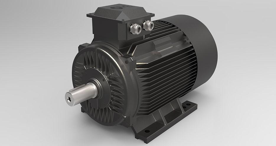 是不是必须采用铜条转子才会实现电机的高效?