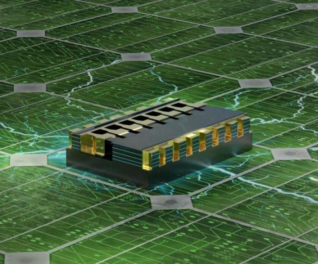 新型纳米晶体管可在高电压下保持低温 实现高效的电源转换