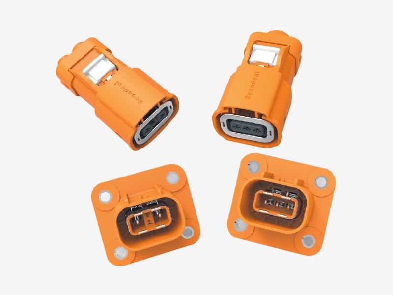 高压连接器