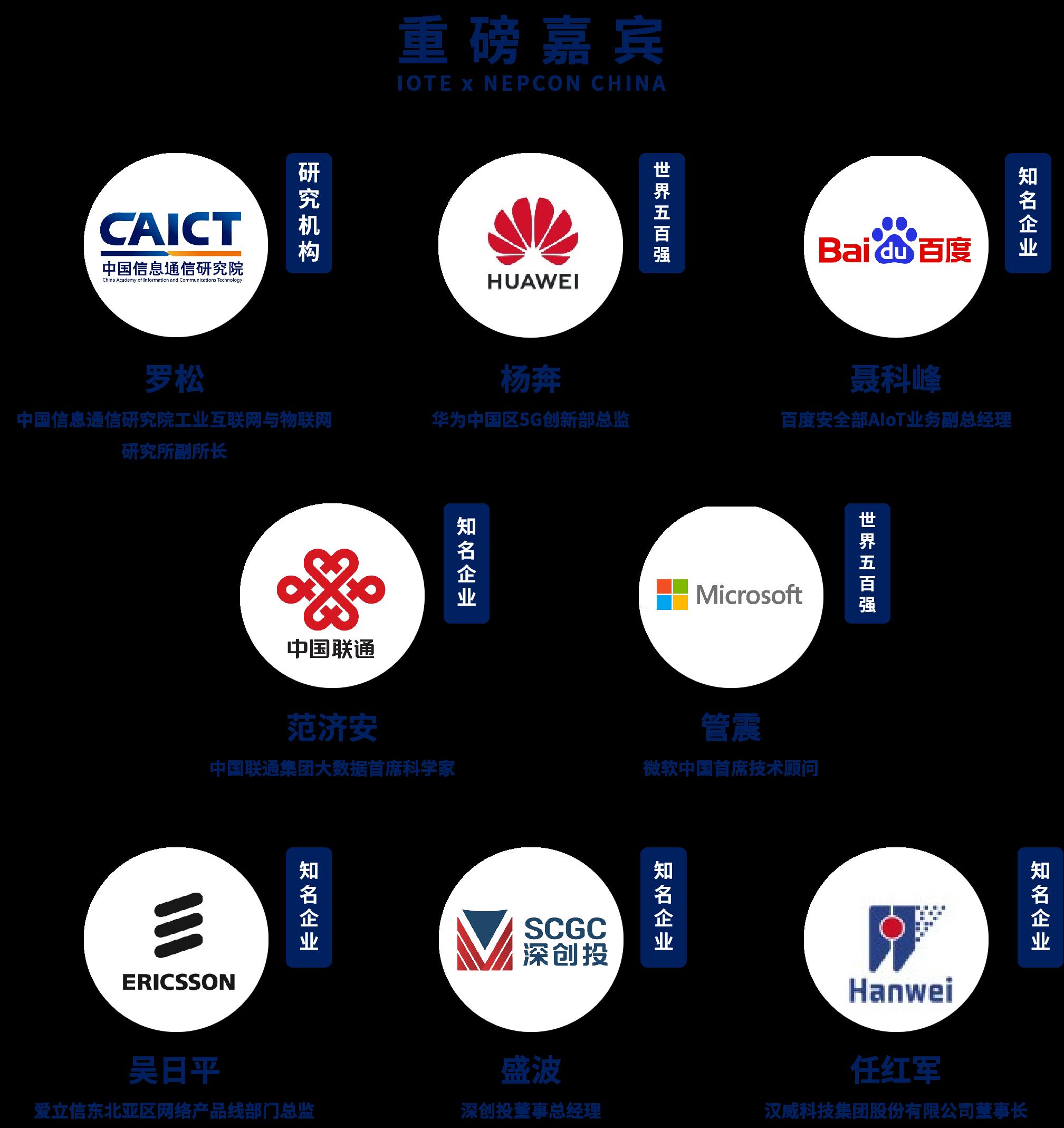 雙展27場高端會議,世界500強企業來講行業趨勢,錯過不再有!