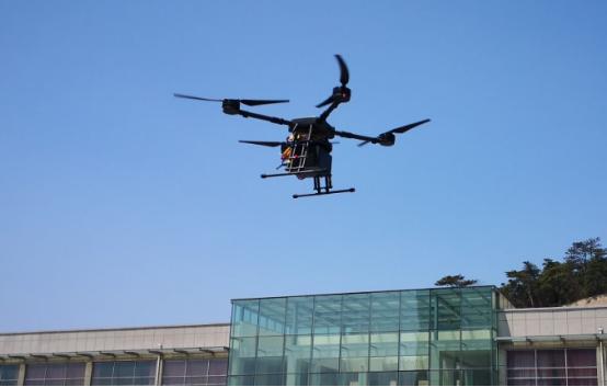 刚刚过去的清明,无人机出镜率奇高!