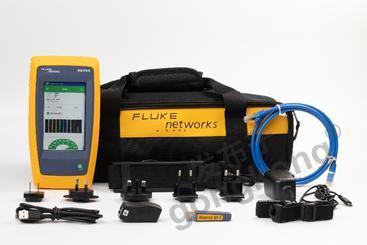 LinkIQ?智能鏈路通線纜+網絡測試儀,集福祿克網絡線纜性能技術與交換機診斷功能于一身