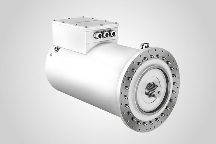 如何通过电容来降低有刷直流电机的反电动势产生的电噪音?