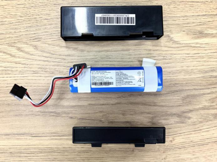 锂离子圆柱可充电电池组
