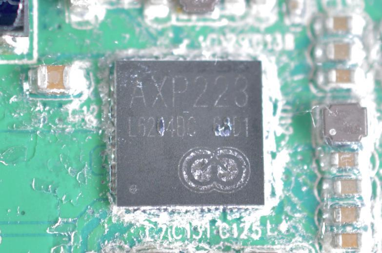 芯智汇(X-Powers)AXP223高集成度的电源系统管理芯片。
