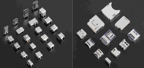 移动设备联网需求上升 卡座连接器不可或缺