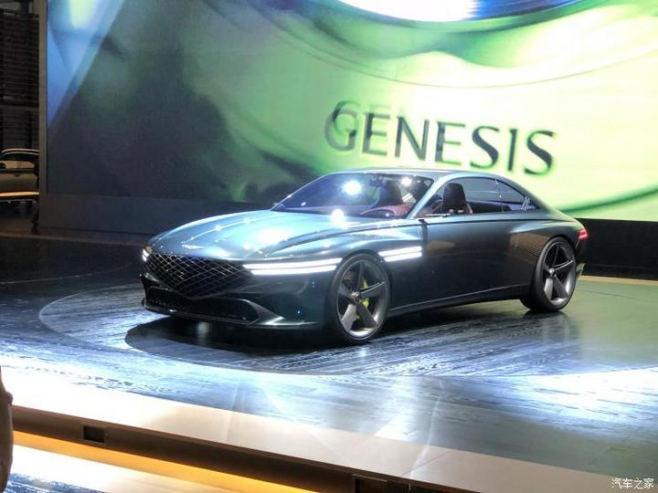 2021上海車展:捷尼賽思X概念車首次亮相