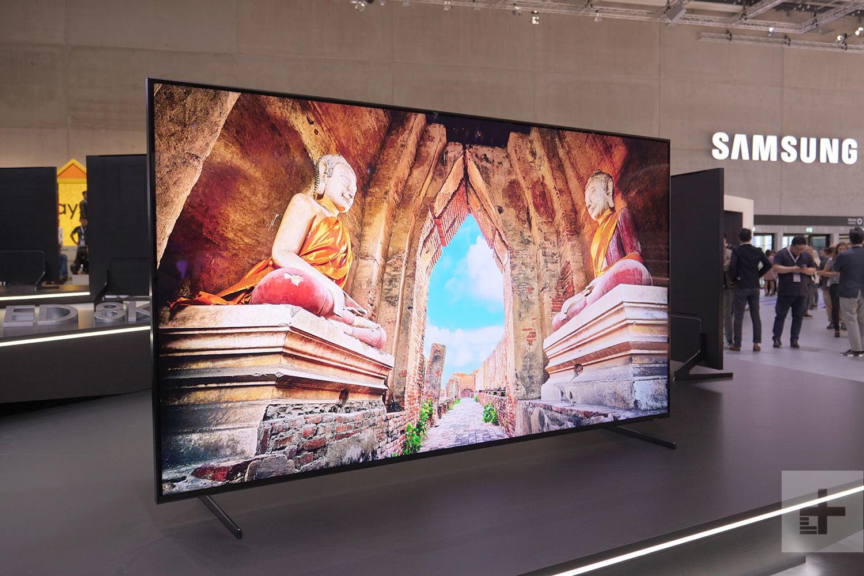 OLED電視全球市場占有率今年將首次達兩位數