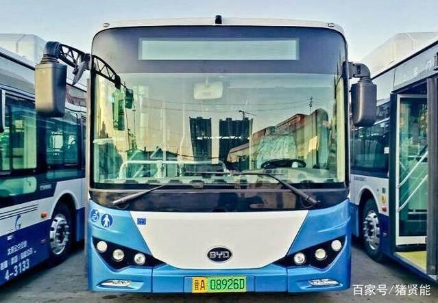 又一批中植氫燃料公交車交付龍泉公交運營