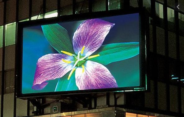 户外LED显示屏脏了该如何清洁呢?