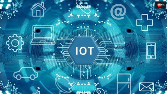 万物互联时代 物联网高质量发展催生产业新机