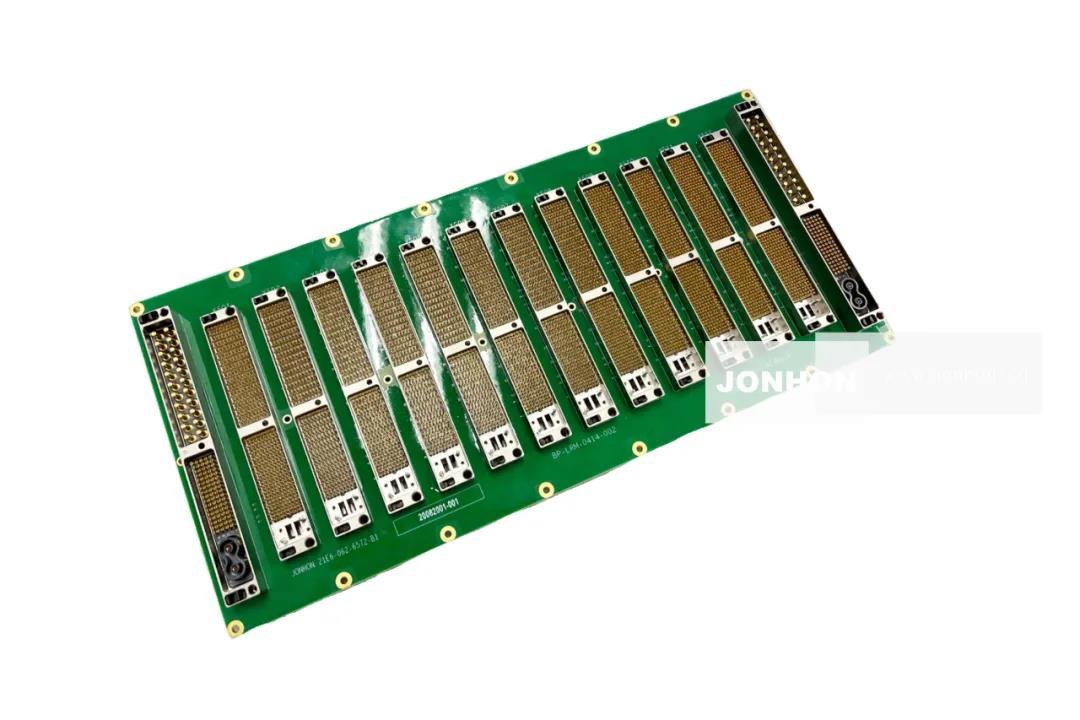 新品发布丨链路速率新高度——LRMD系列高速背板组件