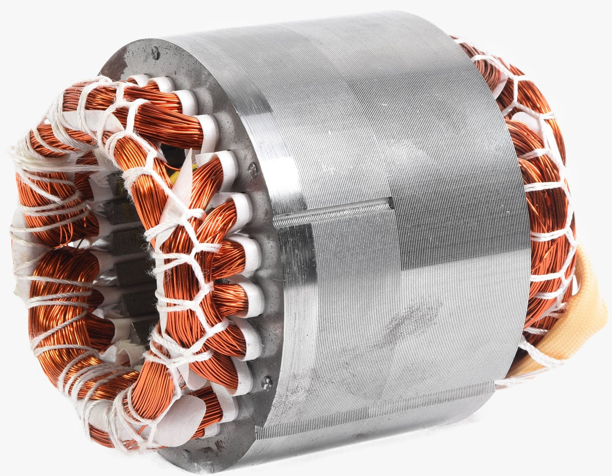 电机产品中的绕组与极相组有什么不同,关系是什么?