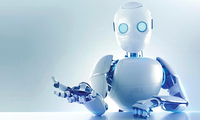首款类人型发球机器人将亮相第五届世界智能大会