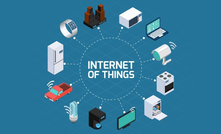 物联网产业包含八大环节