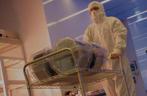 环球晶圆预计硅晶圆强劲需求将持续到2023年