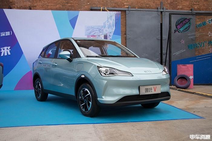 售6.09-7.69万元 哪吒V四款新增车型正式上市