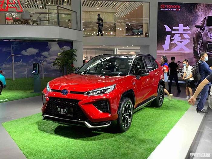 预售价23.88万 广汽丰田威兰达PHEV有望5月上市