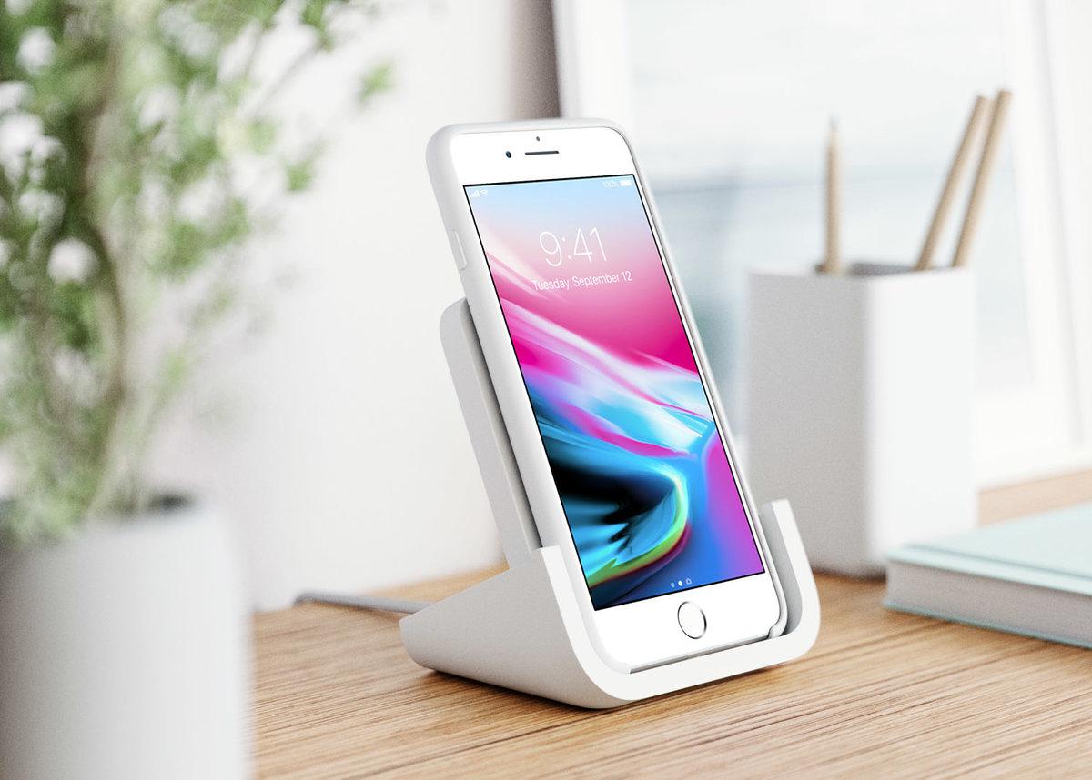 新专利展示苹果正在研究如何防止无线充电器干扰CarKey
