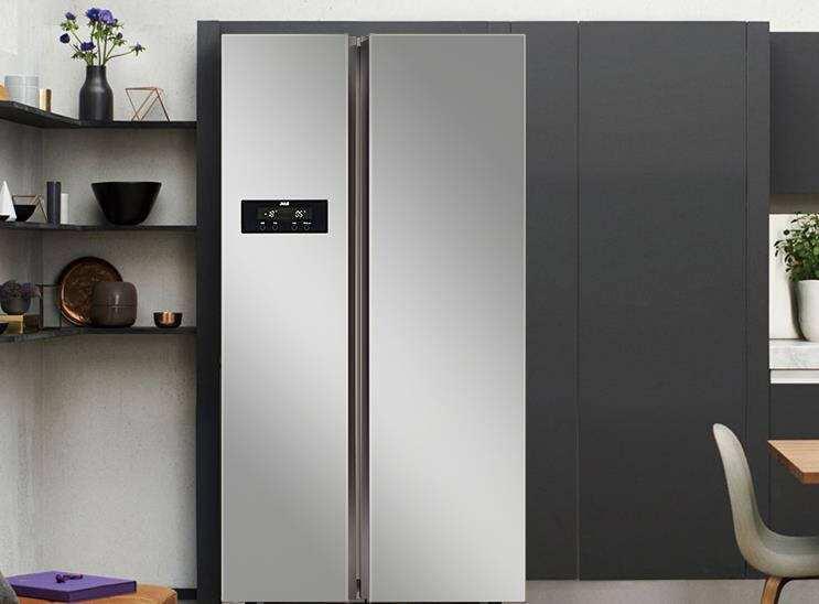 薇娅推荐的对开门冰箱 美菱549WPUCX的爆款之路