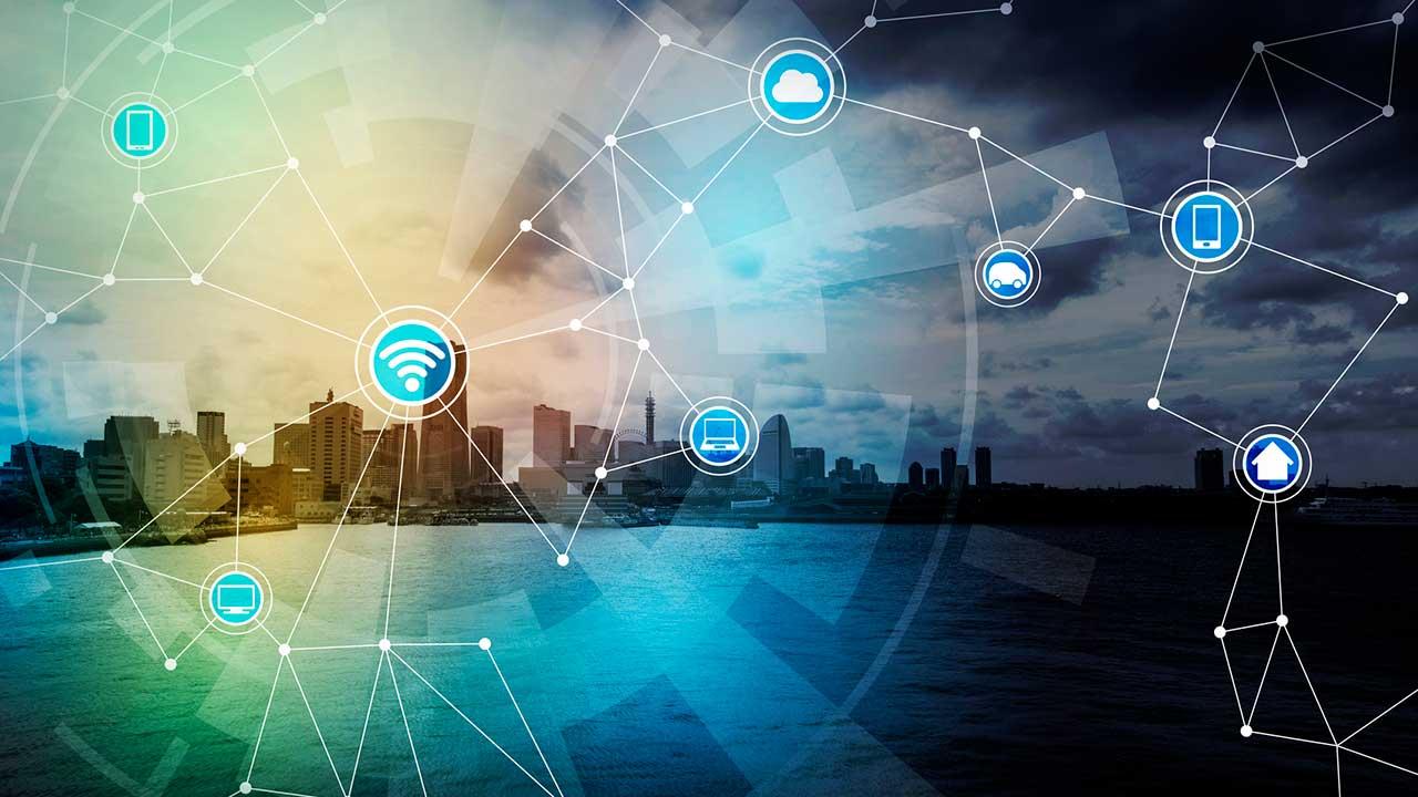 5G、人工智能、机器人、工业物联网等高新技术被应用到地下深处