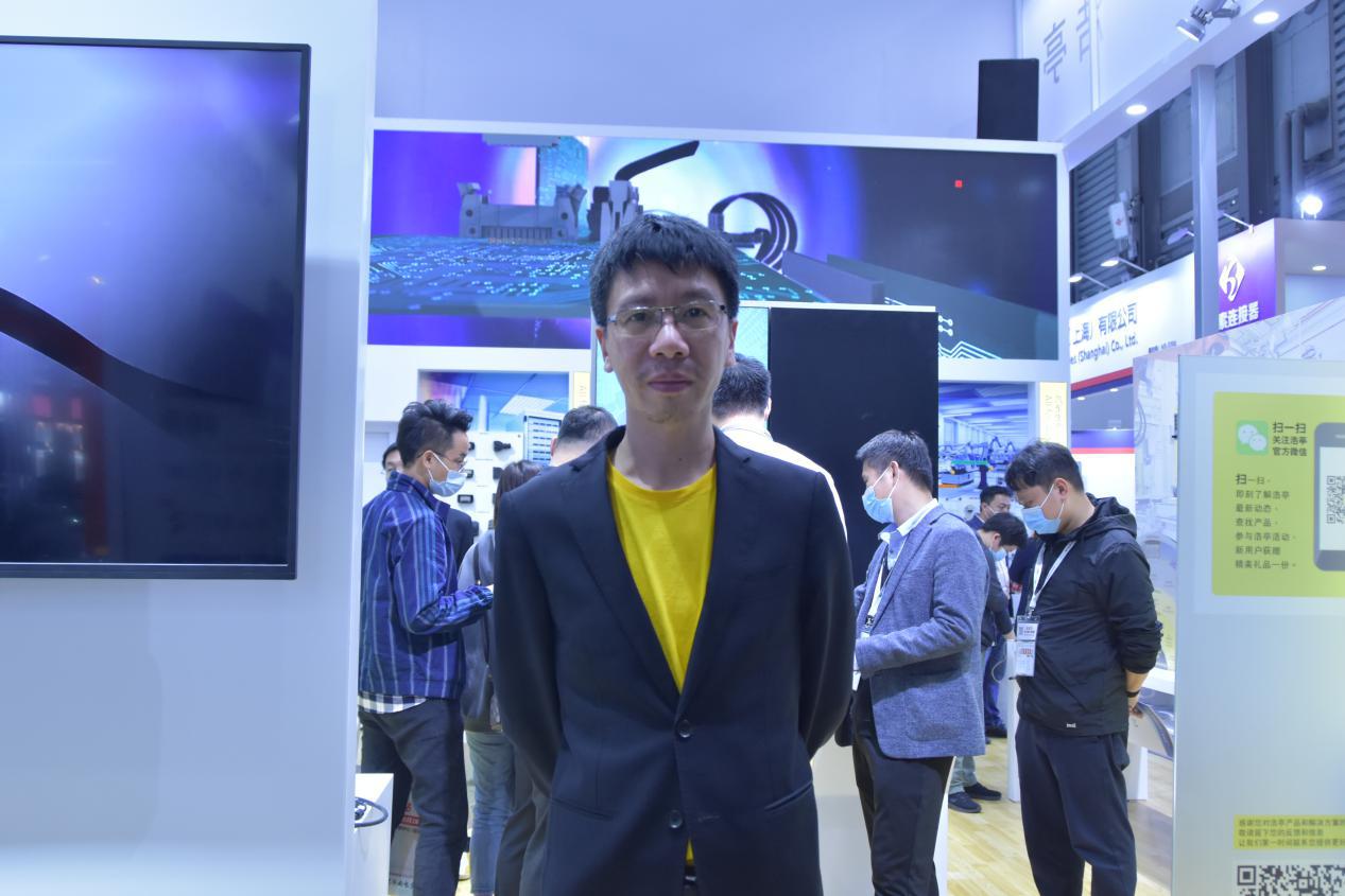 浩亭:全面以太网,未来的工业连接方案