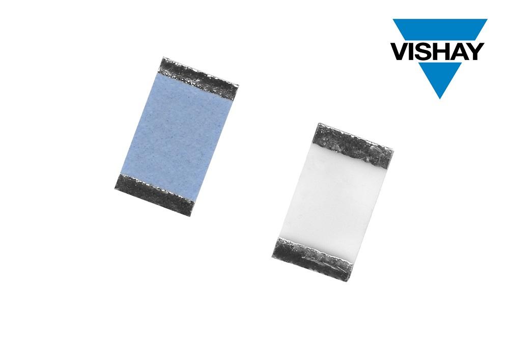 Vishay推出高精度薄膜片式电阻100 ~3.05 M阻值范围内TCR可达 2 ppm/C