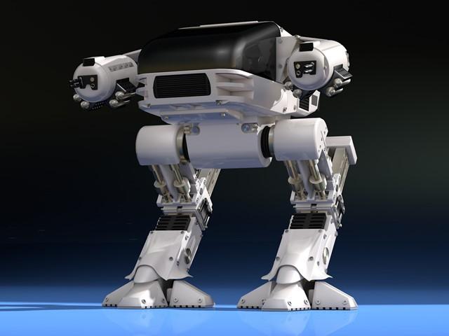 深海还是蓝海 自主式水下机器人发展迅速