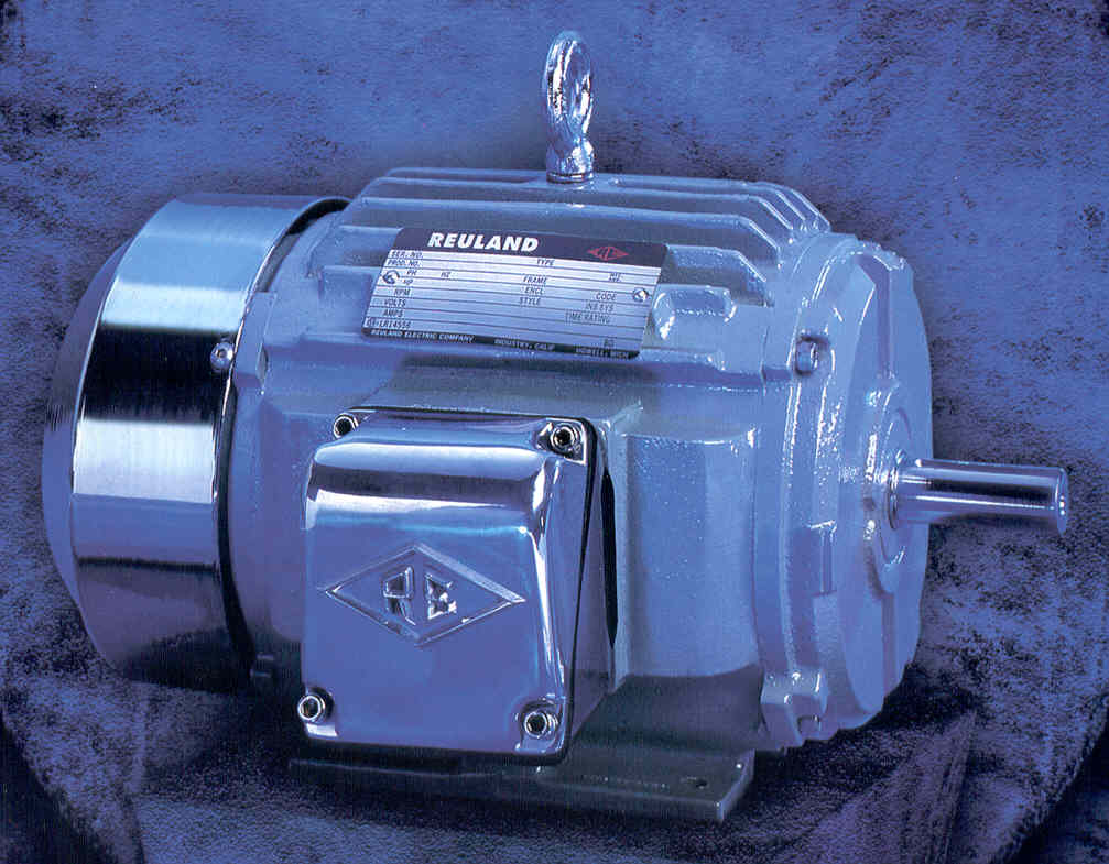 在永磁同步电机机壳焊接护罩对电机有什么影响?