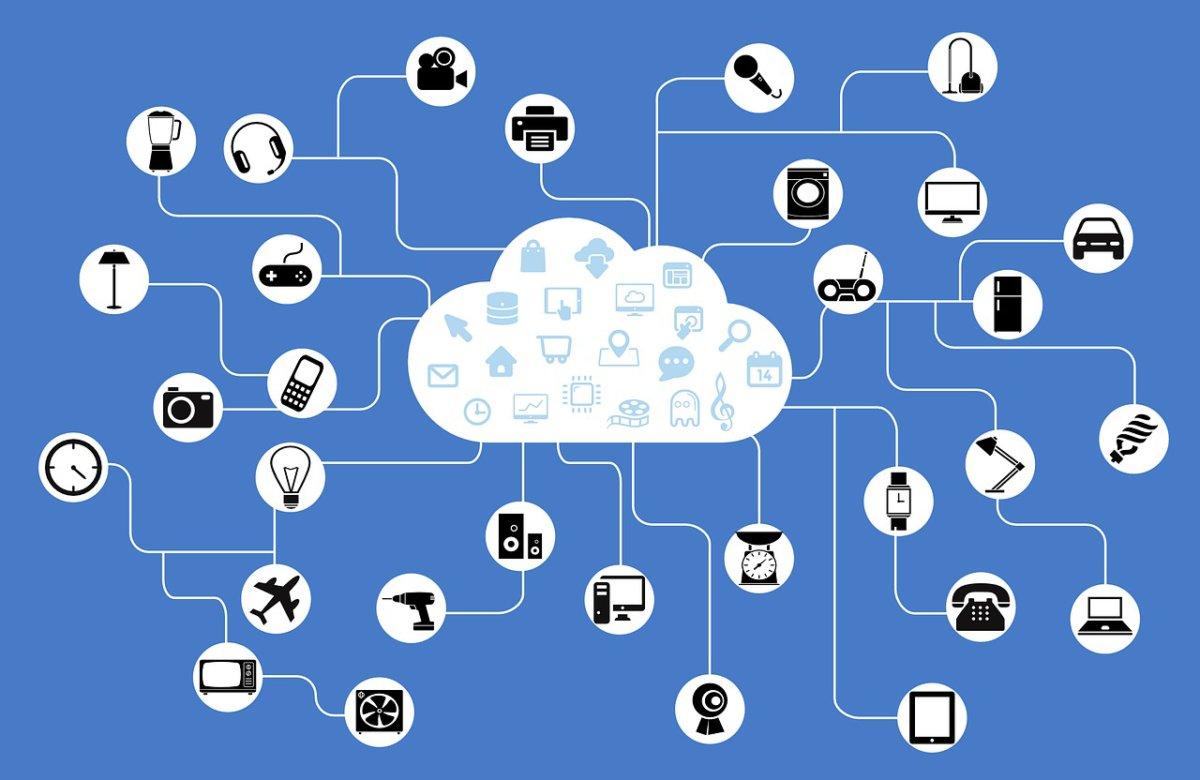 物联网在智能制造领域中的应用场景主要分为三类