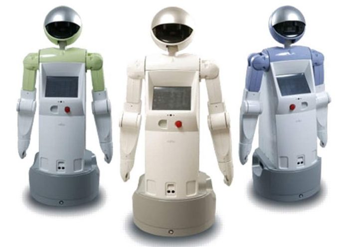 紧随时代发展 普渡科技无接触配送机器人走进市场