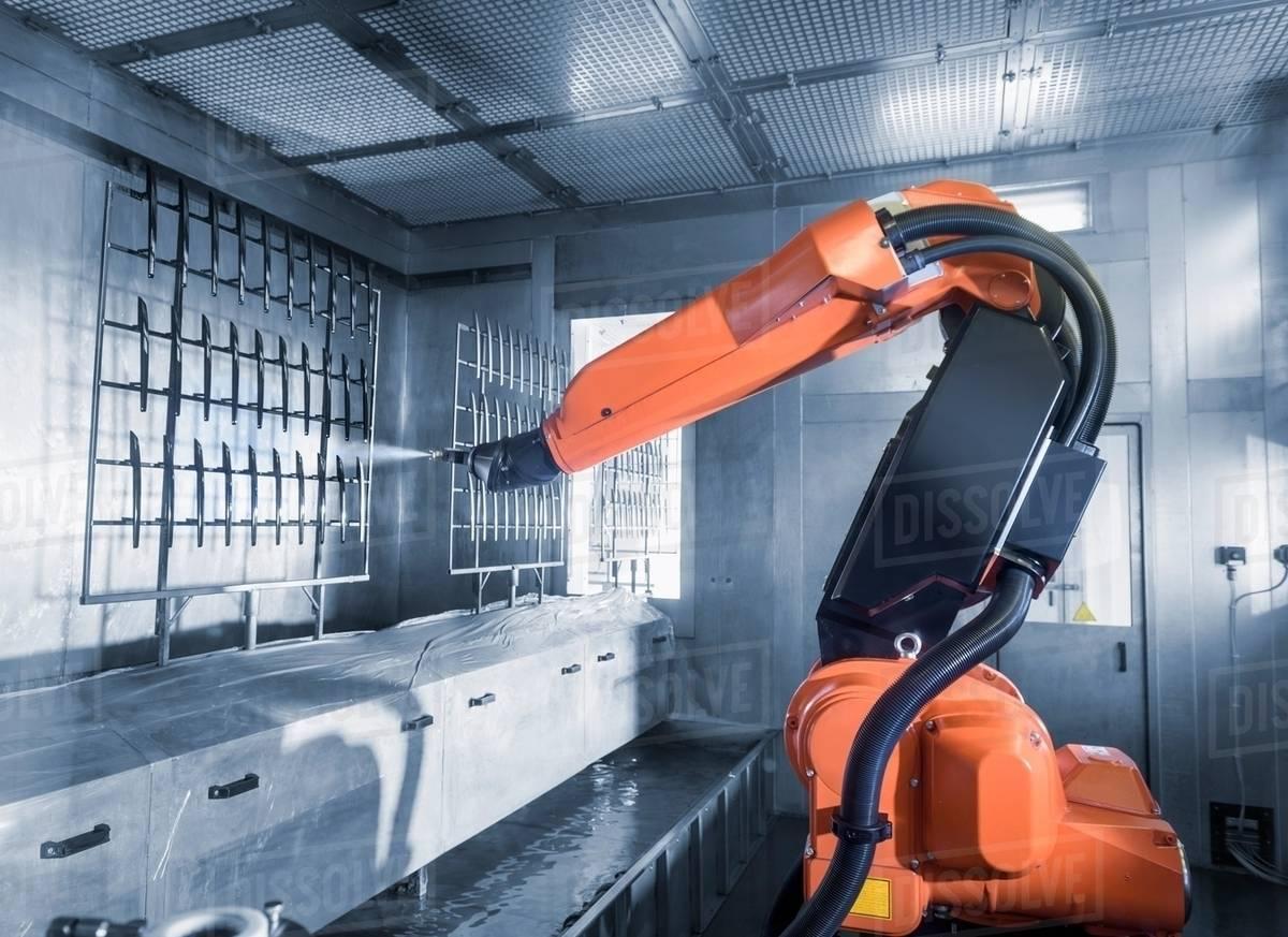 工业机器人弧焊应用变位机介绍