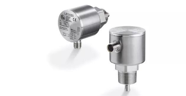 探杆长度可调、耐高压清洗且适用于狭小空间的IO-Link液位传感器
