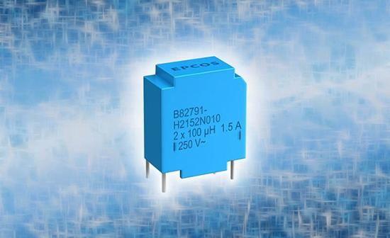 电感器:TDK推出针对超高频应用的共模电感