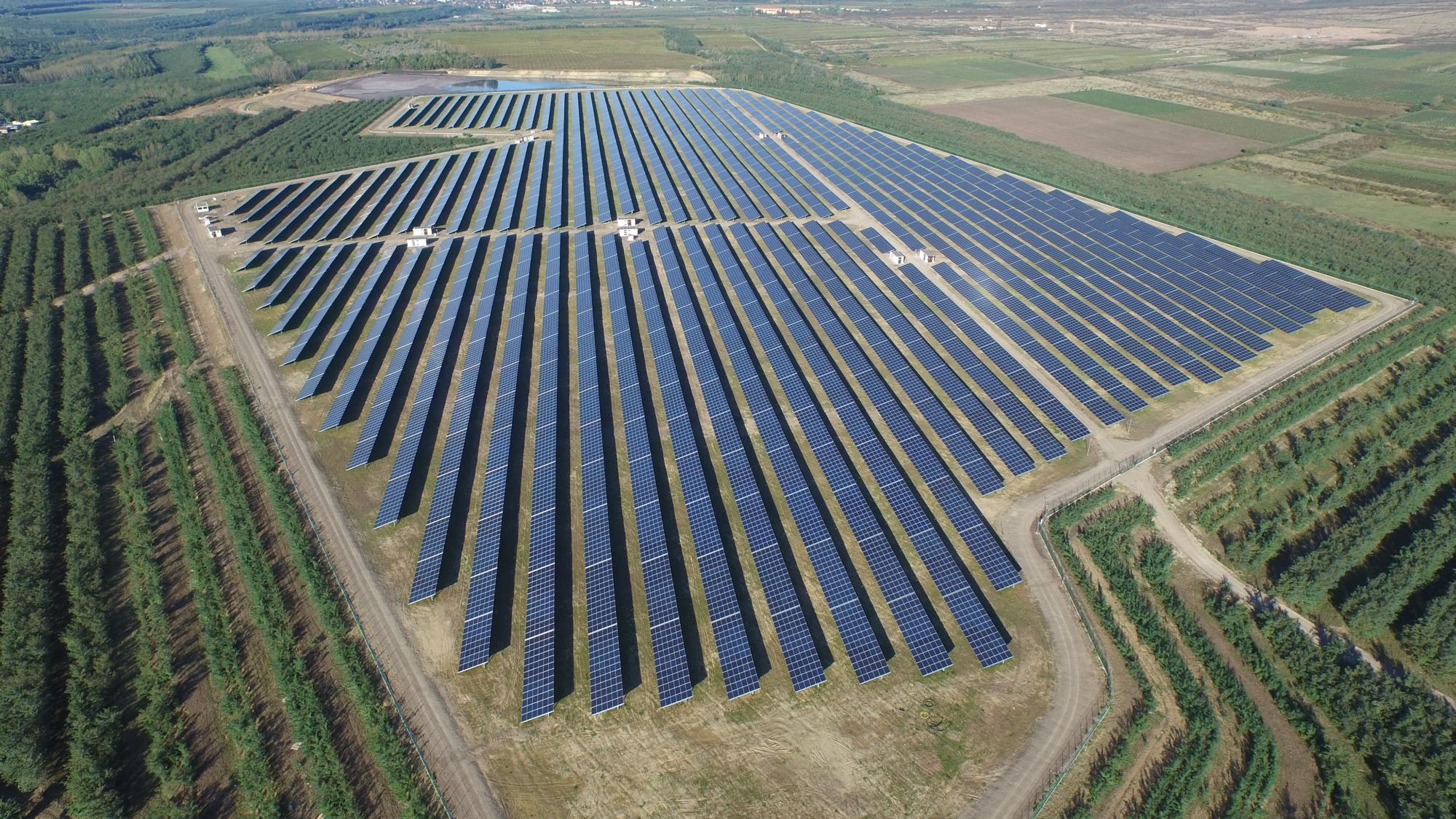 山东三建中标中国绿发集团100MW风电、50MW光伏EPC总承包项目
