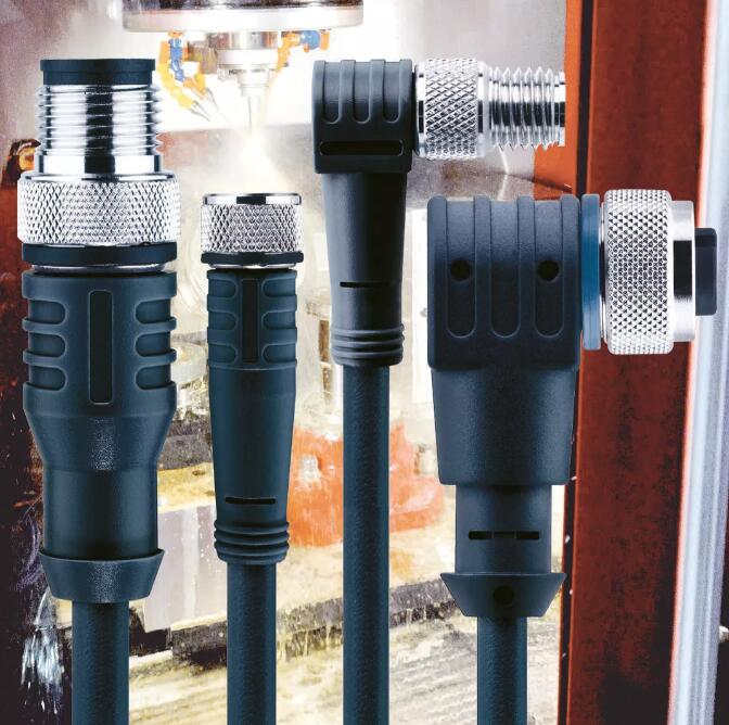 万可优品 | IP67电缆和接插式连接器,提供多种选择