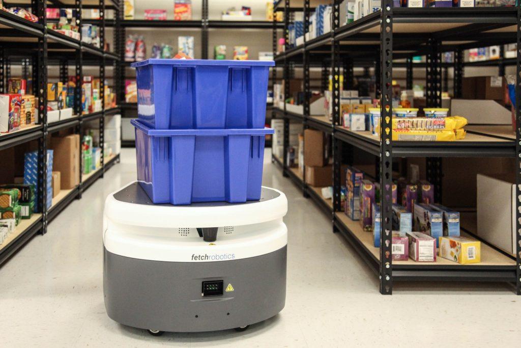 商用服务机器人优地科技再获数亿元融资