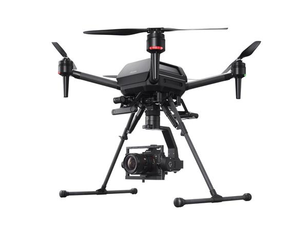 对标大疆!索尼发布首款无人机Airpeak S1:售价约5.7万