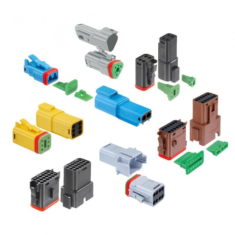 TE Connectivity 扩展了强大的连接器产品组合,以满足复杂车辆的可靠性需求
