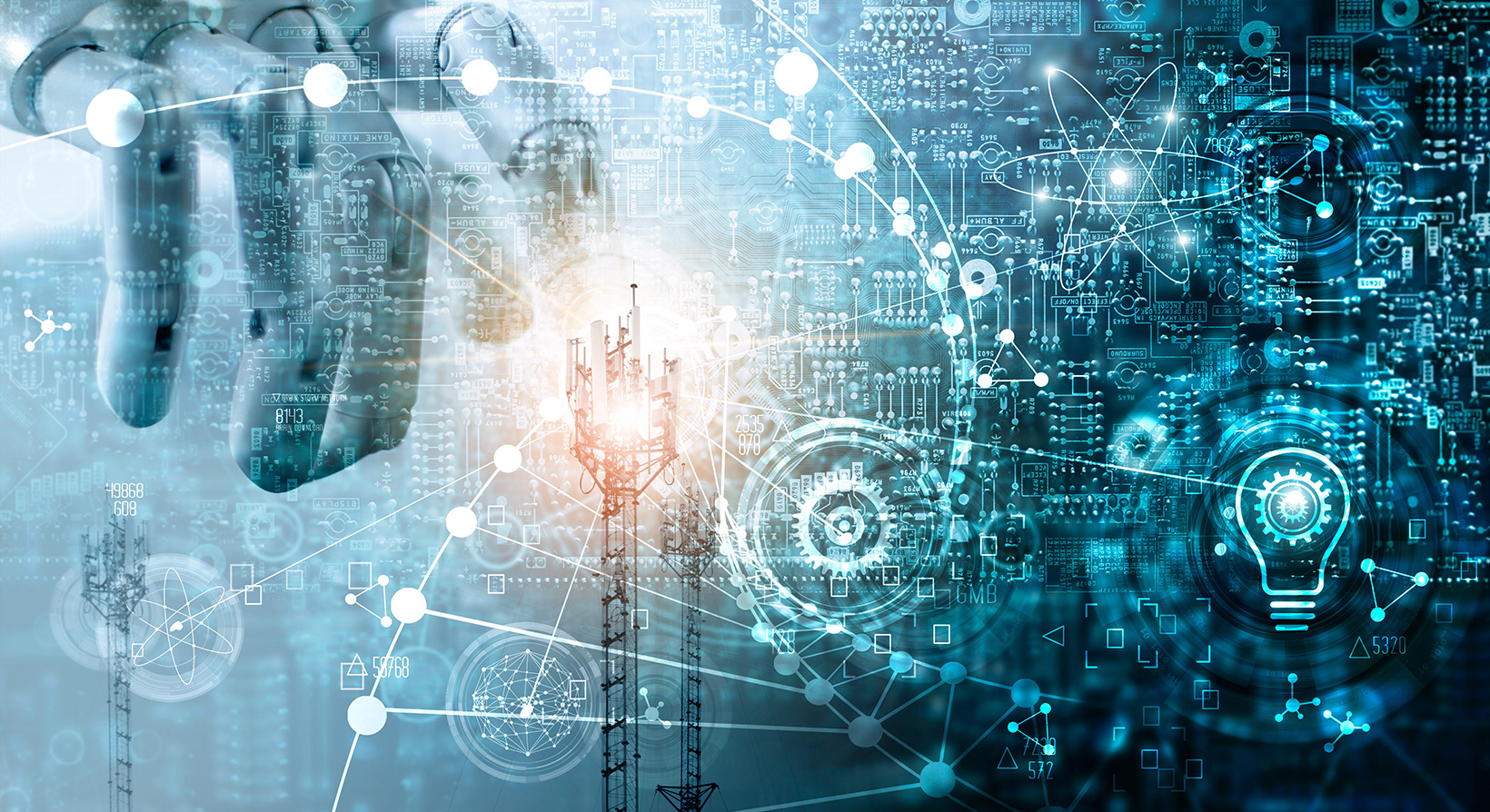 构建工业物联网架构需要投资4种技术