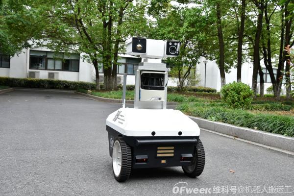 巡检机器人如何进行安全防控?