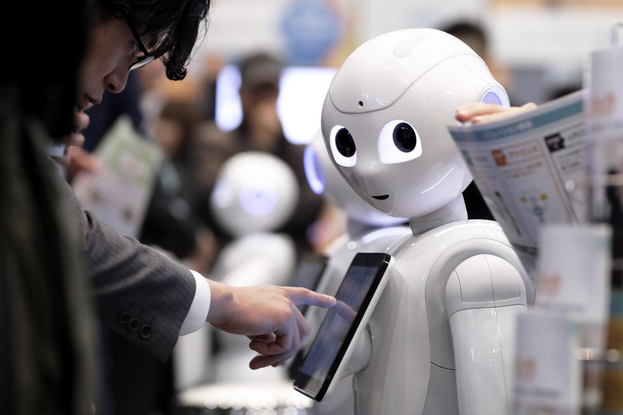 创新驱动,中国天楹布局机器人