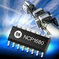 安森美半导体推出业界首款图腾柱PFC控制器