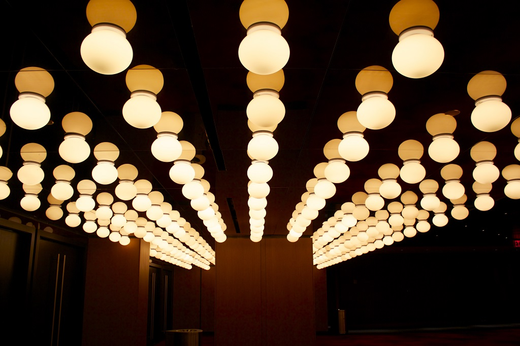 LED路灯头散热的方法