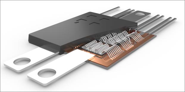 赛晶科技正式发布下一代车载单面冷却IGBT模块