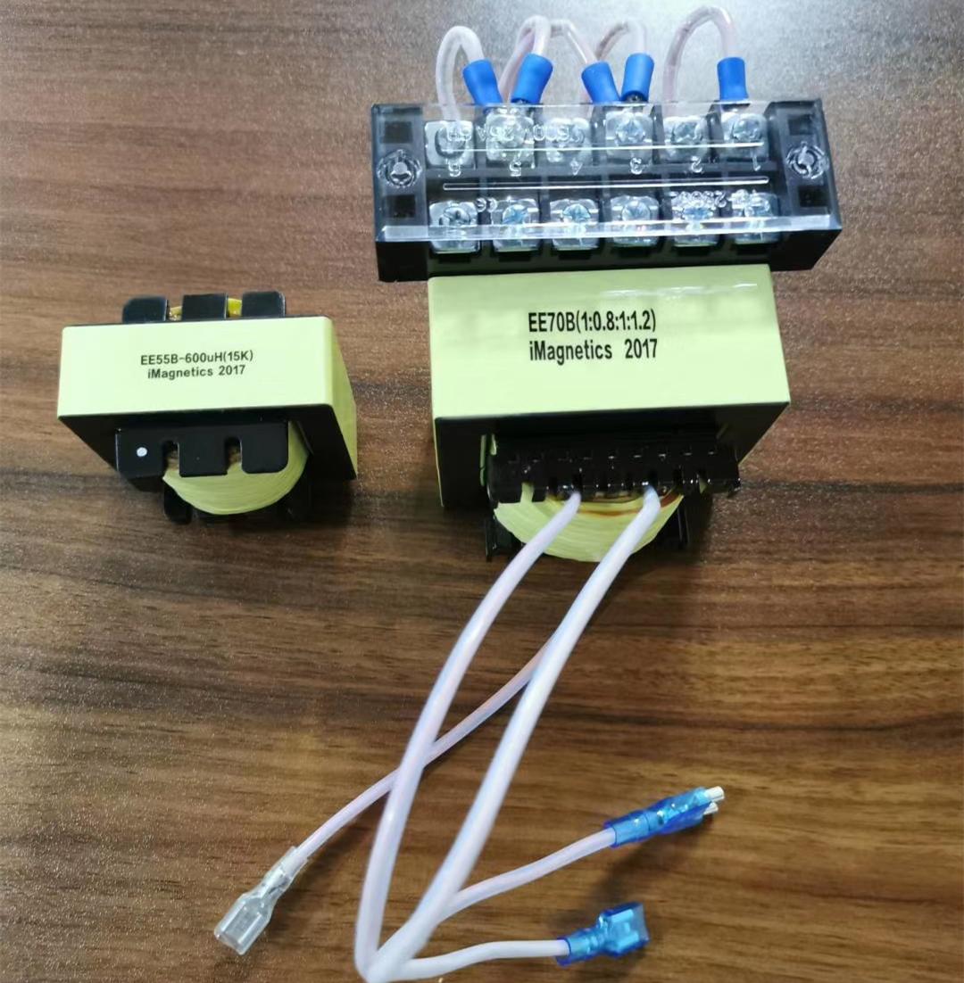防疫物资生产配合幕后的电子变压器生产英雄
