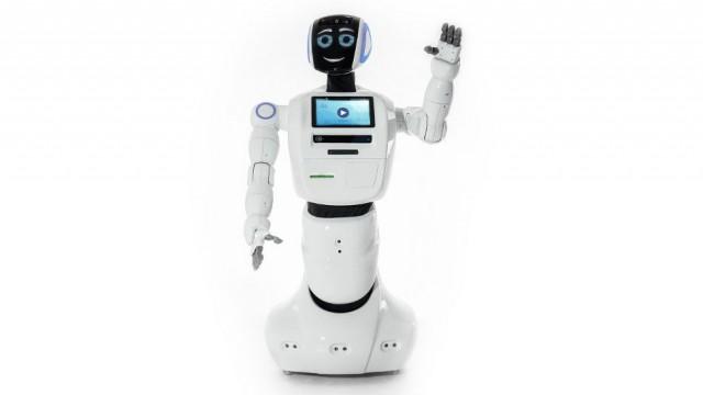 工控机在服务机器人交互领域的应用