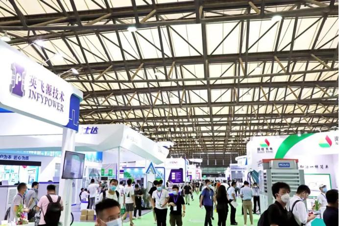 新基建战略助力充电桩建设,各大企业争先布局8月上海充电设施展