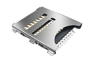 安费诺新型microSD Express连接器